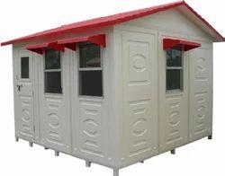 FRP Hut Model Office Cabin