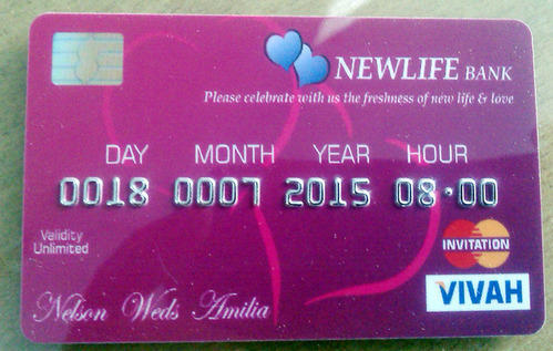 Wedding card embossing atm card manufacturer from jaipur atm card stopboris Gallery