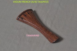 Violin Tamarind French Tailpieces