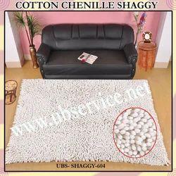 Cotton Chenille Shaggy