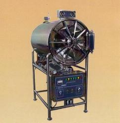SS Horizontal Cylindrical Autoclave