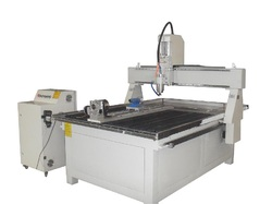 CNC Router M-25B With Rotary Axis