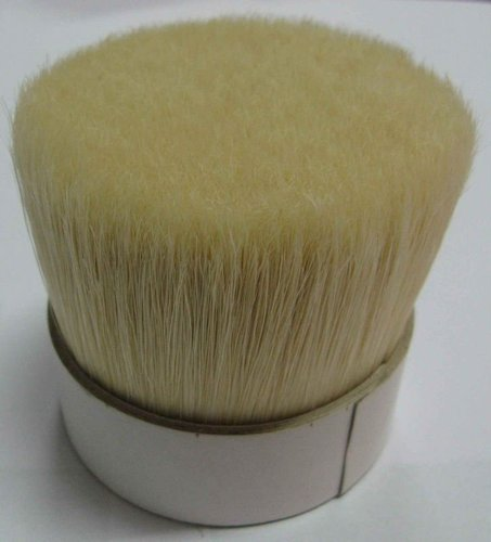 Chungking Bleached White Bristle Brushes