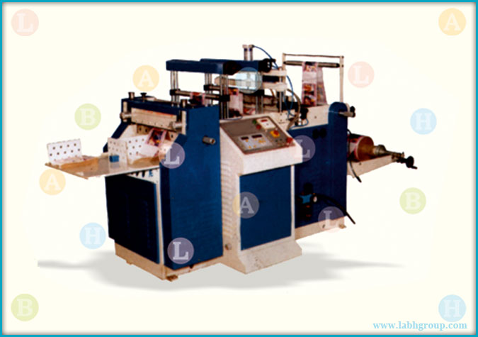 Automatic Bottle Cut and Seal Bag Making Equipment