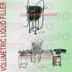 Semi Automatic Liquid Filling Machine