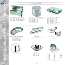 Sterilizer Instruments