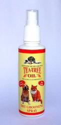 So Lustrous- Tea Tree Oil Grooming Spray