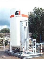 Cryogenic Steam Heated Vaporizers