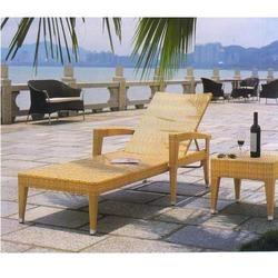 Poolside Furniture Swimming Poolside Bed And Lounger Manufacturer From New Delhi