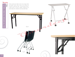 Multipurpose Folding Tables - TRG