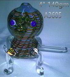 Animal Glass Smoking Pipe