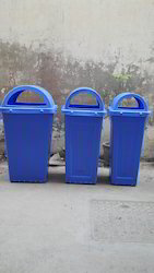 Plastic Dustbins with Lids