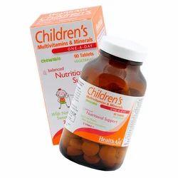Children's MultiVitamins Tablets