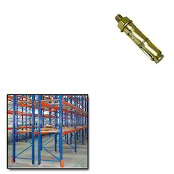Projection Bolt for Racking Systems