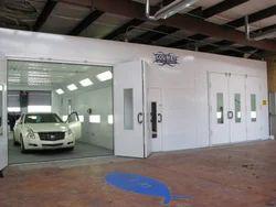 Car Paint Spray Booths