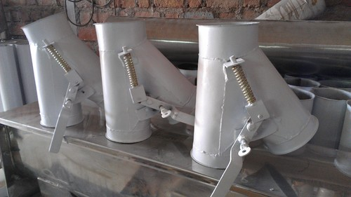 Flour Mill Spouting Diverter Valve Manufacturer From Indore