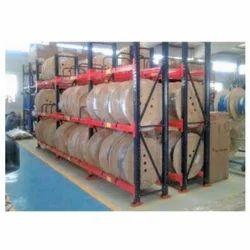 Spool Storage Rack