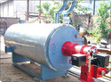 gas fo ldo fired thermic heater