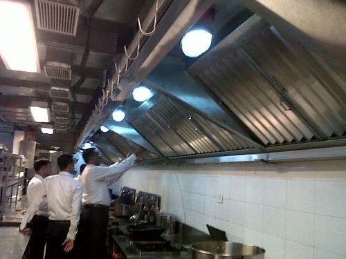 Kitchen Chimney Kitchen Regular Hood With Light