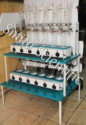 Kjeldahl Distillation Assembly