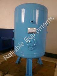High Pressure Air Receiver