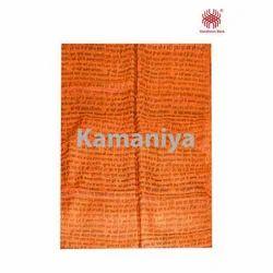Tussar Handloom Unstitched Fabric