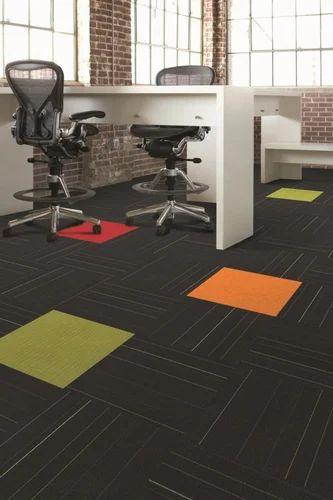 Rhythm Carpet Tile
