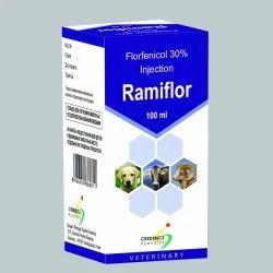 Florfenicol 30%  Injections