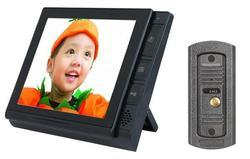 lcd video door phone