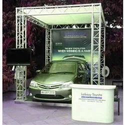 Car Exhibition Truss