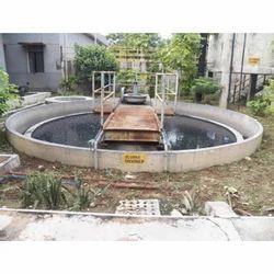 Mobile Sewage Treatment Plant for Construction Sites