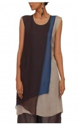 Layered Georgette Dress