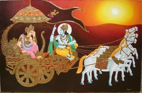 Glass Paintings of Lord Krishna And Radha Krishna Paintings Lord