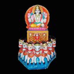 Lord Suryanarayan Marble Statues