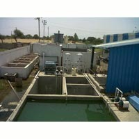 Pharmaceuticals Effluent Treatment Plant