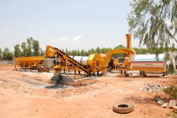 Leo Bitumen Mixing Plant
