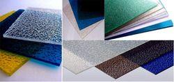 Polycarbonate Diamond Embossed Sheet