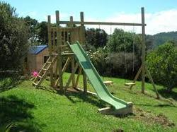 Slides with Ladders
