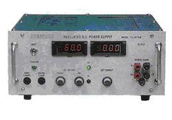 Regulated DC Linear Power Supplies