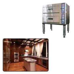Stainless Steel Oven for Hotel Industry