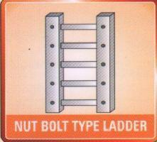 Bolt Nut Type Ladder Trays