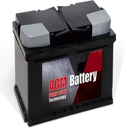 Starting AGM Battery