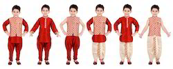 Kids dhoti designs