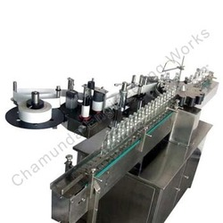 Pharmaceutical Sticker Labeling Machines