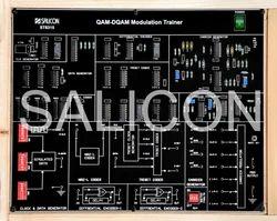 QAM-DQAM Modulation Trainer