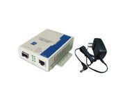 1-port SFP Slot 10/100M Ethernet Media Converter