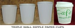 ripple cups for hot beverages