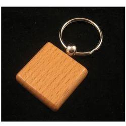Wooden Key Rings