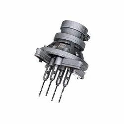 Multiple Shaft Drilling Threading Device
