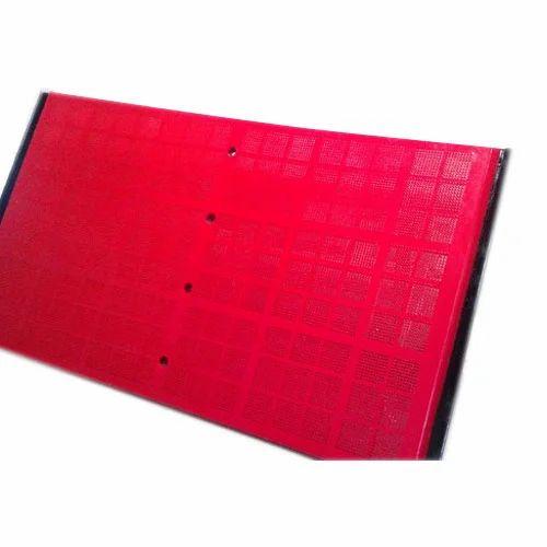 Polyurethane Side Tension Screens